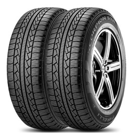 Kit 2 Pneus Pirelli Aro 16 265/70r16 112h Scorpion Str
