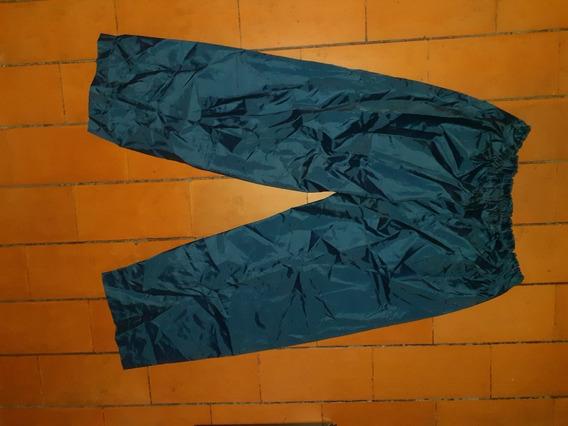 Pantalón De Lluvia T L Moto .se Guarda En Una Pequeña Bolsa