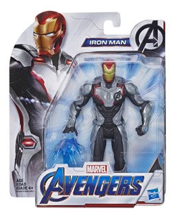 Iron Man Ironman Avengers Endgame End Game Traje Cuantico
