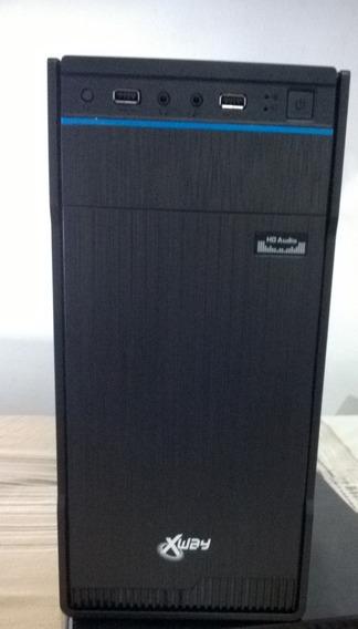 Computador, Ssd 240gb, 8gb De Ram, Intel Core I3 E Fonte De 500w