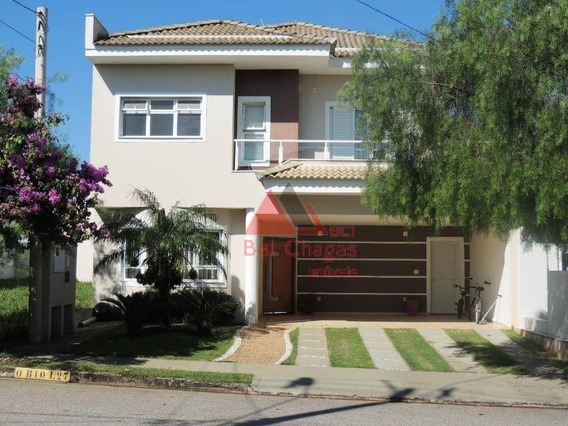 Casa Residencial À Venda, Condomínio Ibiti Royal Park, Sorocaba. - Ca0301