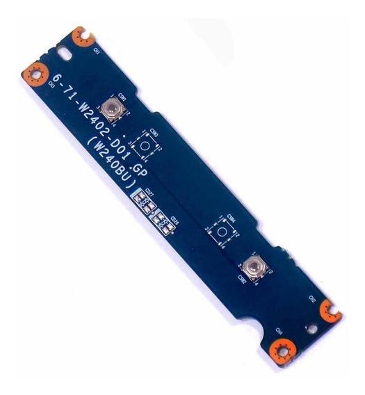 Placa Touch Notebook Itautec A7420 6-71-w2402-d01 (5921)