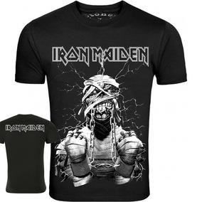 d584b0871f Iron Maiden 40 Power Slave - Camisetas e Blusas com o Melhores ...