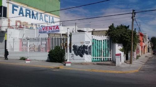 Local O Terreno En Venta En Nezahualcoyotl Cerca Avenida Zaragoza