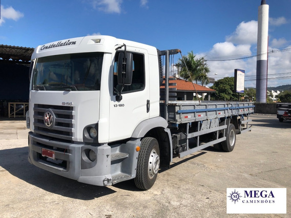 Vw 13180 Constellation Toco Carroceria 7,2m