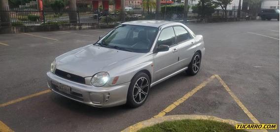 Subaru Impreza Sedan Automatico