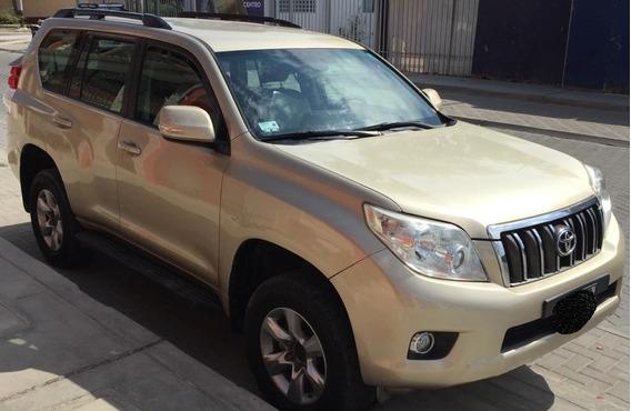 Ocasión Toyota Land Cruiser Prado Año 2010 Comprada En 2011