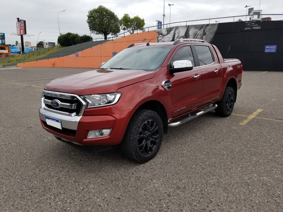 Ford Ranger Xlt 3.2 Tdci Dc 4x4 At L/16 2017