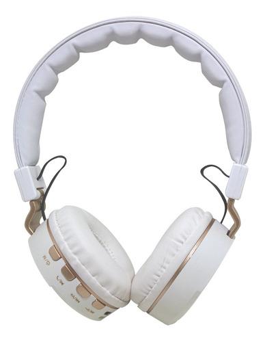 Auriculares Bluetooth Inalámbrico Micrófono Radio Fm Sd Usb