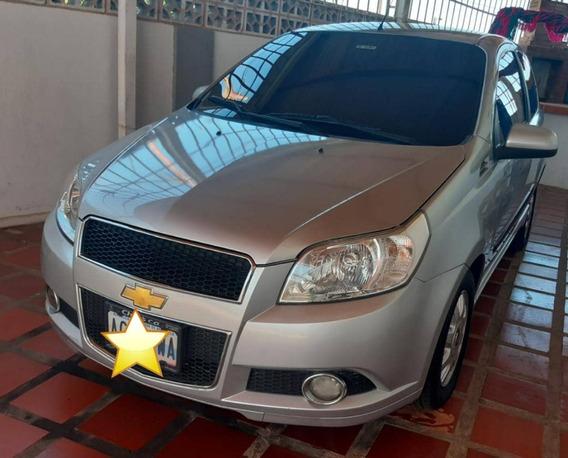 Chevrolet Aveo Ltspeed Automatico 2012
