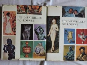 Maravilhas Do Louvre 712 Pgs 800 Fotos Idioma Frances