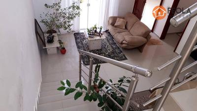 Casa Com 04 Dormitórios No Jd. Souza De Queiroz- Sbo - Ca0438
