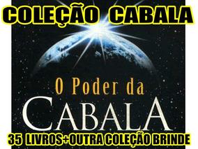 Coleção Cabala (aproveite Todas As Informações Do Anúncio)