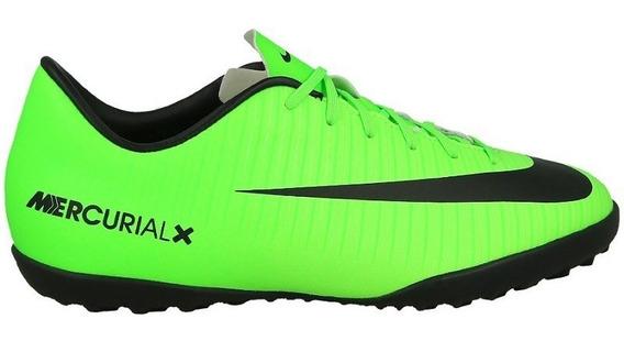 Zapatillas Nike Mercurial Fútbol Niños Cancha Sintetica