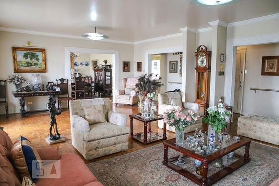 Apartamento Para Aluguel - Consolação, 3 Quartos, 250 - 892911478