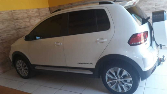 Volkswagen Crossfox 1.6 16v Msi Urban White Total Flex 5p