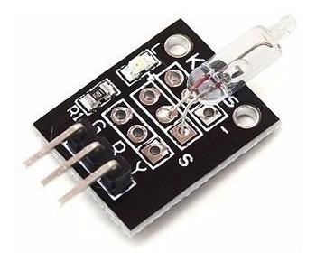 -ódulo Sensor Inclinação Tilt Mercúrio Chave Arduino Ky-017