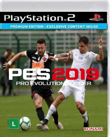 Pes Pro Evolution Soccer 2019 Ps2