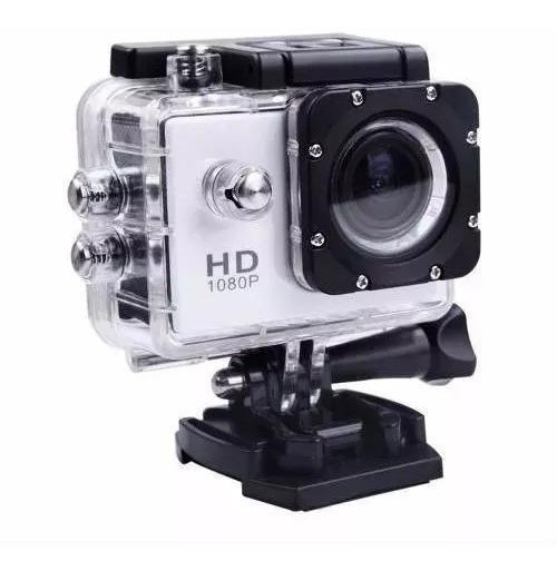 Kit Completo Camera Esportes+acessorios 1080-h264 Full Gopro