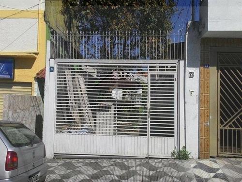 Imagem 1 de 16 de Casa Chácara Cruzeiro Do Sul São Paulo/sp - 1059