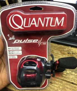 Carrete Baitcast Pulse Quantum,