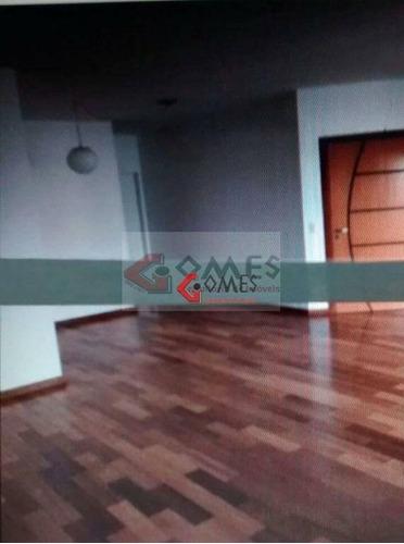 Apartamento Com 2 Dormitórios À Venda, 102 M² Por R$ 690.000,00 - Vila Dayse - São Bernardo Do Campo/sp - Ap1329