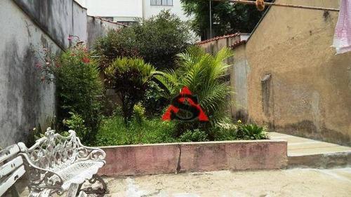 Imagem 1 de 10 de Sobrado Com 3 Dormitórios À Venda, 120 M² Por R$ 1.480.000,00 - Vila Clementino - São Paulo/sp - So5377