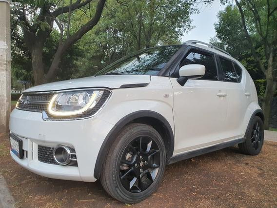 Suzuki Ignis Glx At 2018