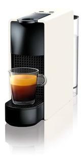 Cafetera Nespresso Essenza Mini White 19 Bares Gtia Oficial