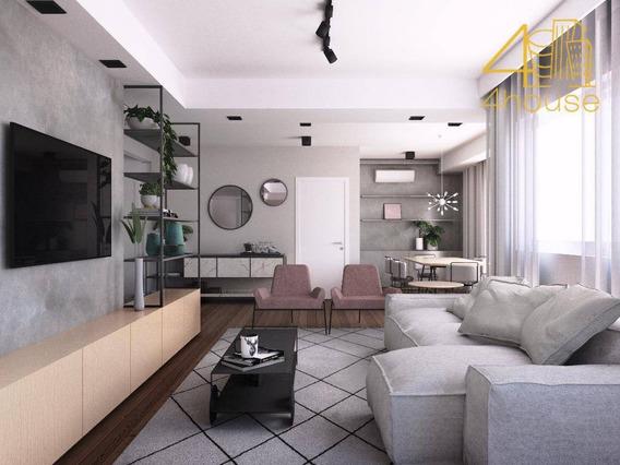 Moema 113m² 3 Dorm 1 Suite 2vagas Reformado - Lf0016