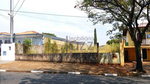 Terreno Residencial À Venda, Jardim Chapadão, Campinas. - Te0685