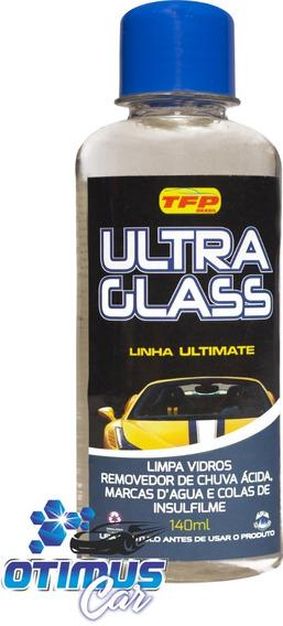 Removedor De Chuva Acida Ultra Glass Tira Mancha Acida Vidro