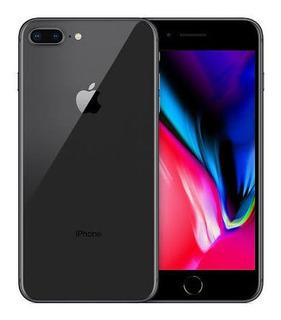iPhone 8 Plus 64g Gris Espacial 10/10