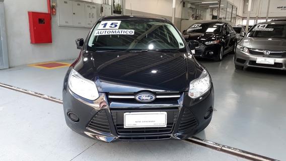 Ford Focus Sedan 2.0 S Flex Aut. 4p 2015