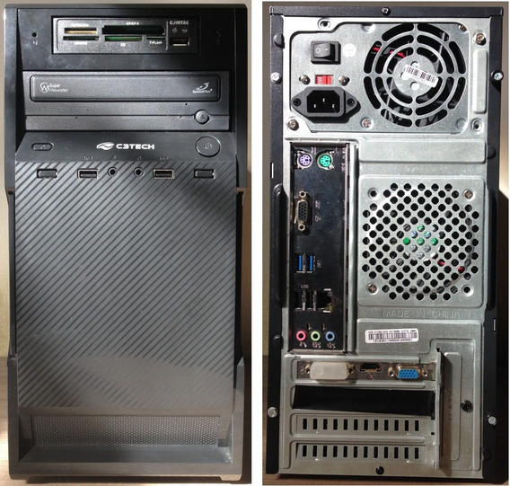Computador Intel Core I3 4170 8gb Ddr3 Nvidia G210 Hd 500gb