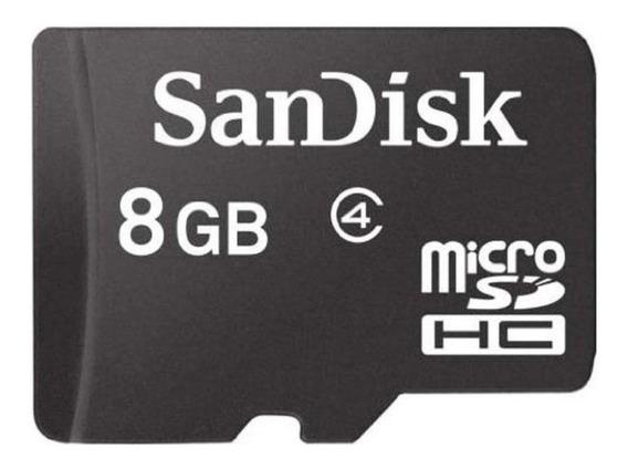 Cartão de memória SanDisk SDSDQM-008G-B35A 8GB