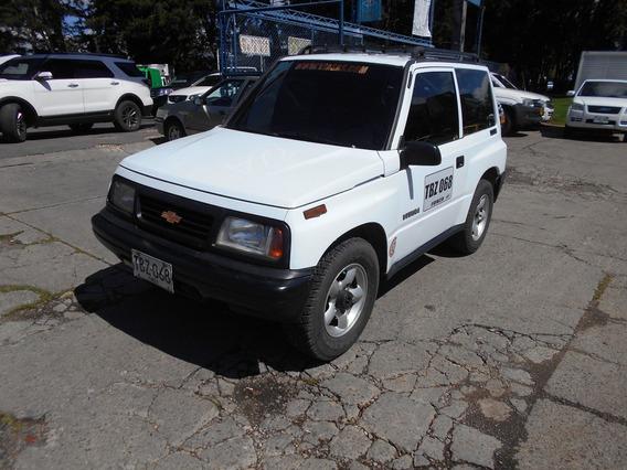 Chevrolet Vitara 3 Puertas 1.6 Servicio Publico