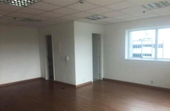 Sala Em Santo Amaro, São Paulo/sp De 46m² À Venda Por R$ 470.000,00 - Sa179923