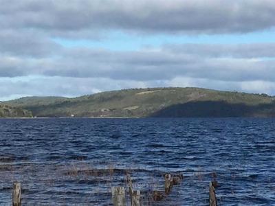 Lago Tepuhueico, Chiloé.