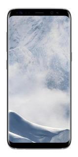 Samsung Galaxy S8 Dual SIM 64 GB Prata-ártico 4 GB RAM