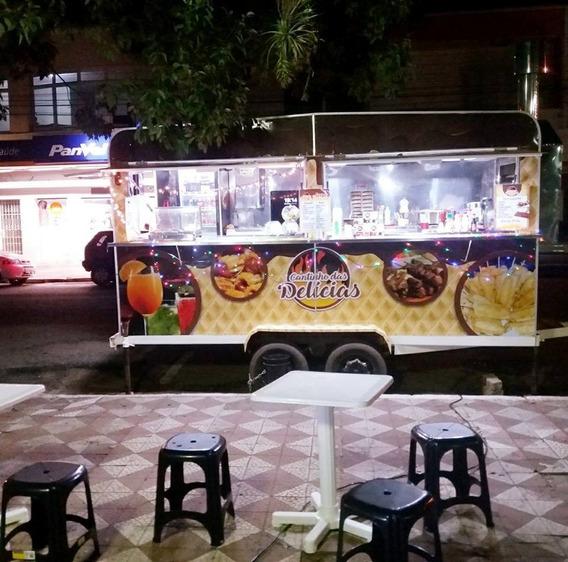 Food Truck Trailler