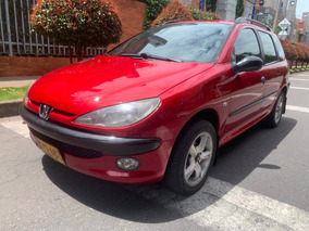 Peugeot 206 Station Wagon 2007