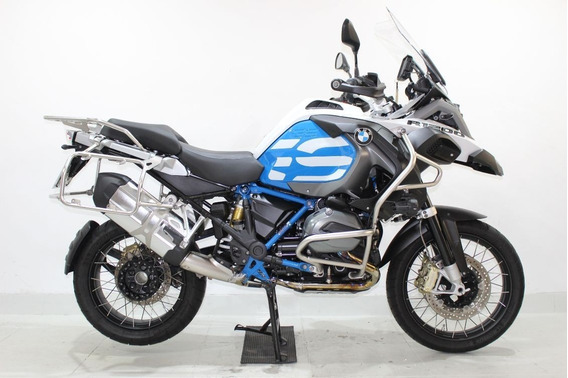 Bmw R 1200 Gs Adventure Rallye 2018 Branca