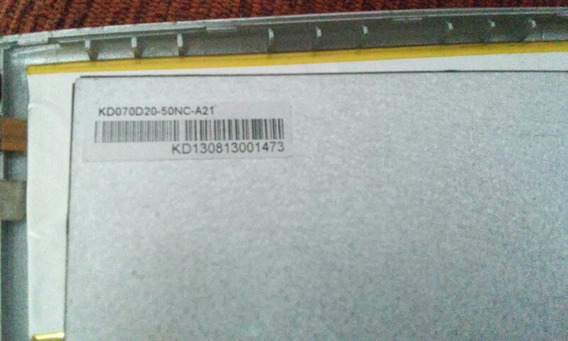 Tela Do Tablet Genesis Gt 7603 100% Original