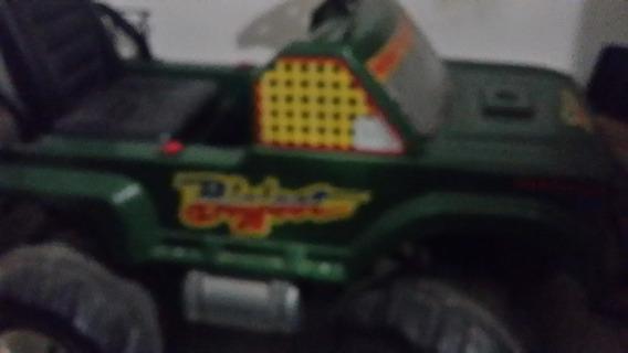 Mini Jeep Elétrico Infantil Criança Bateria 12v Só Para O Rj