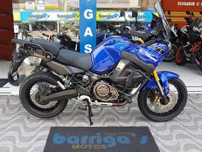 Yamaha Xt 1200cc Z S Teneré Azul 2015 3299 Kms