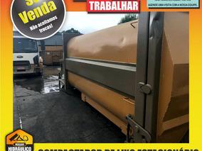 Compactador De Lixo Estacionário - Grimaldi P17 / 2012