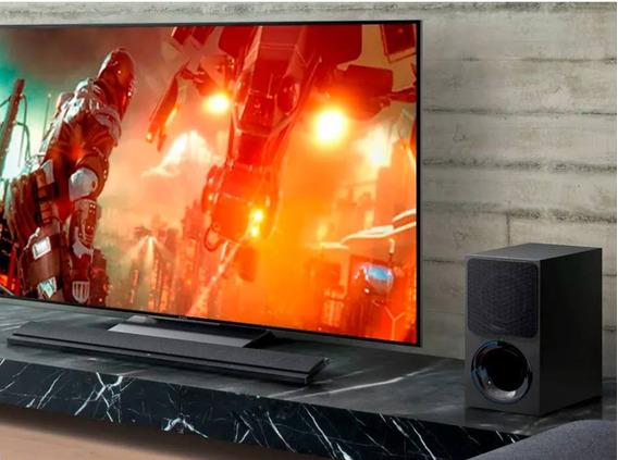 Soundbar Sony Ht390 180 Wts Bluetooth Nfc