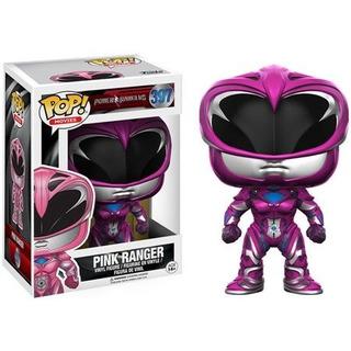 Funko Pop Pink Ranger 397 - Power Rangers