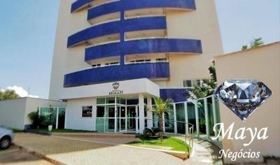 Apartamento 3 Suítes, 110 M², Residencial Moriah, 205 Sul - 622